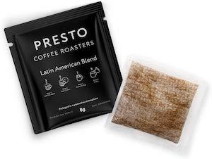 Presto Coffee Bags