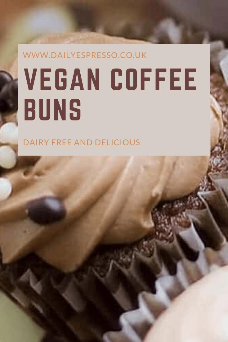 Vegan Coffee Buns