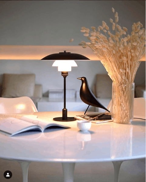 best coffee table lamp
