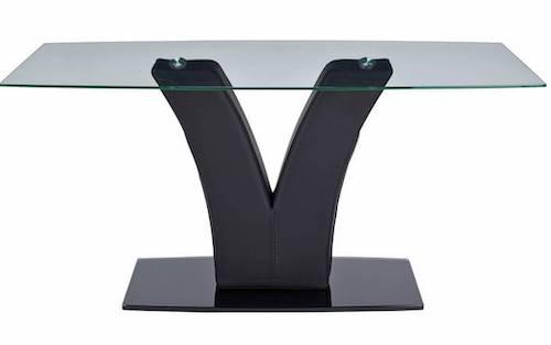 Argos Home Oriana Glass Coffee Table