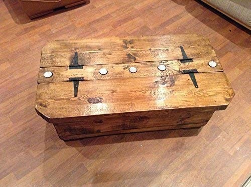 Brittany Inspirations Storage Coffee Table