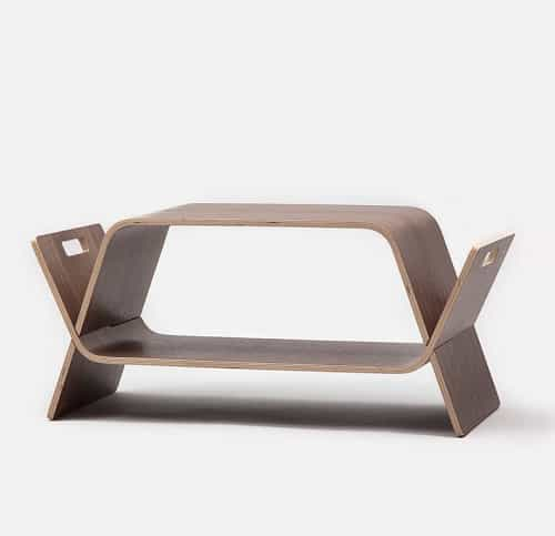 Embrace Walnut Coffee Table – Best Clever