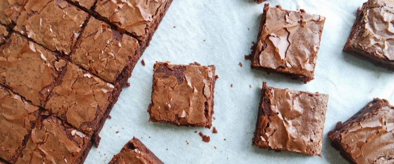 Espresso Chocolate Brownies