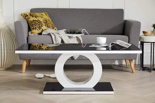 Furniturebox UK Giovani High Gloss Coffee Table