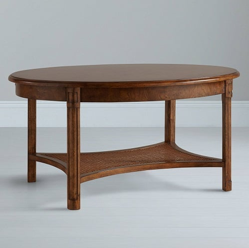 John Lewis & Partners Hemingway Oval Coffee Table