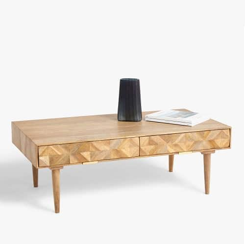 John Lewis & Partners + Swoon Franklin Coffee Table