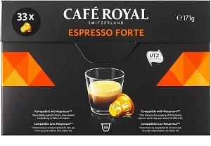 Café Royal Espresso Forte Coffee Pods