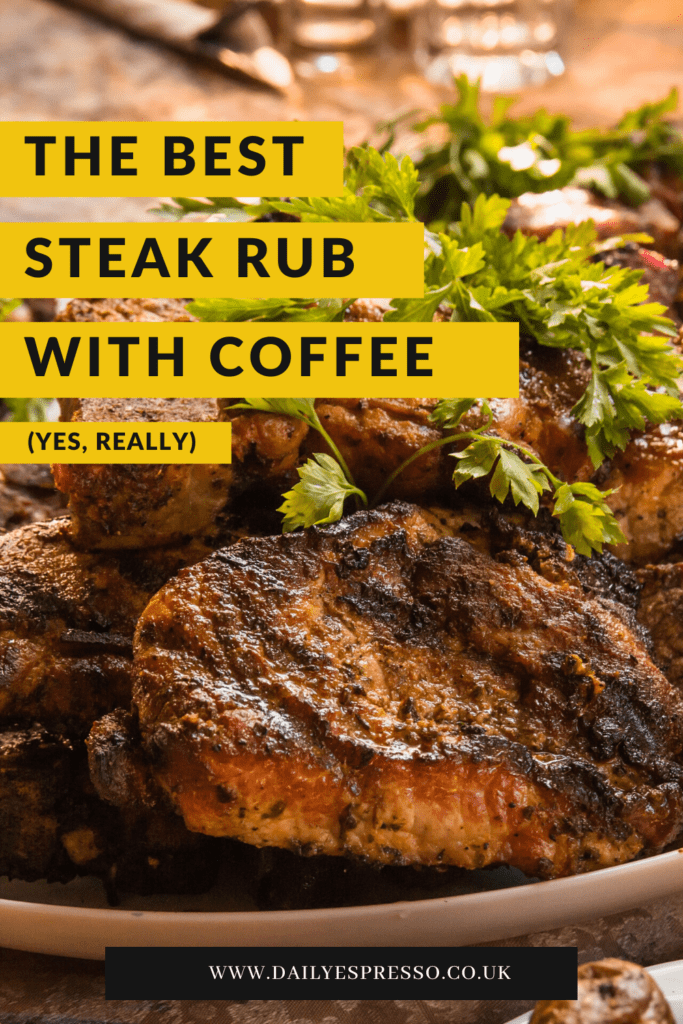 Coffee Steak Rub Recipe