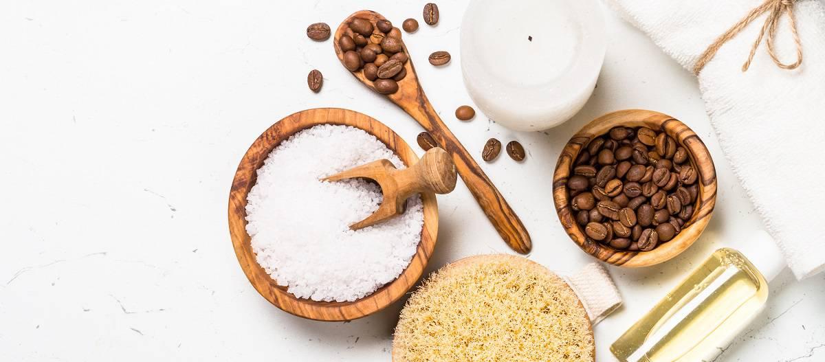 DIY Coffee Body and Coconut Oil Body Scrub