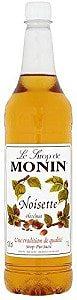 Monin Premium Hazelnut Syrup 1 L