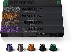 Nespresso Original Coffee Capsules
