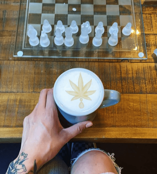 Cannabis In Coffee