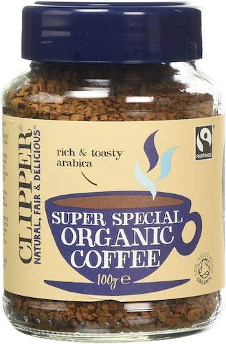 Clipper Organic Medium Roast Arabica Coffee