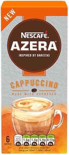 NESCAFÉ AZERA Cappuccino Coffee