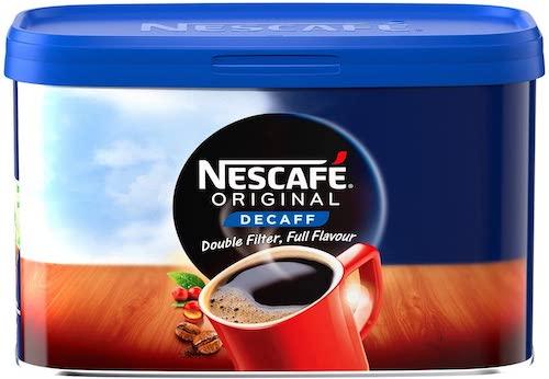 NESCAFÉ Original Instant Decaffeinated Coffee