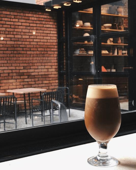 About Nitro Coffee