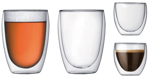 Bodum Double Wall Glass Set