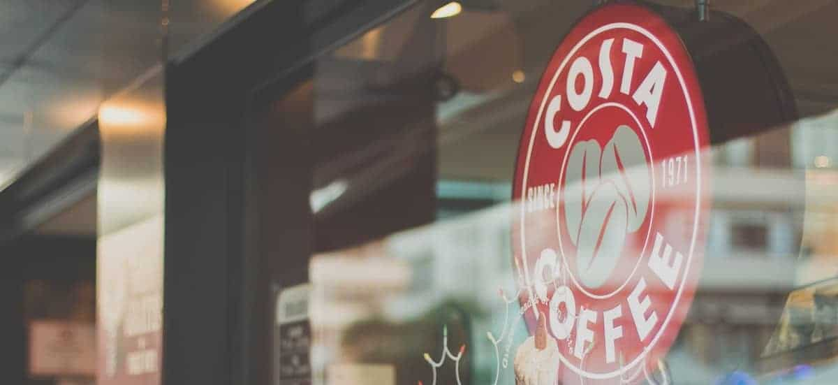 Costa Coffee Release New Coca Cola Flavour China