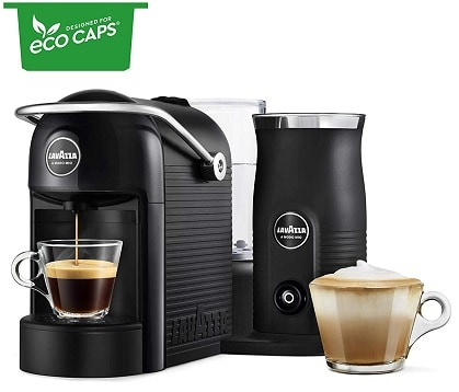 Lavazza A Modo Mio Jolie & Milk Coffee Machine