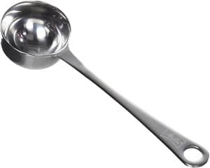 Melitta Stainless Steel Measuring Spoon for Ground Coffee