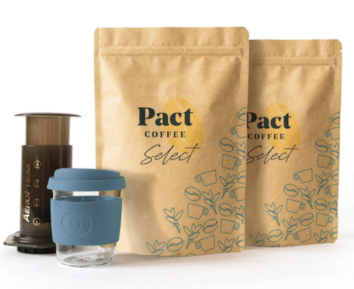 ON-THE-GO COFFEE GIFT SET