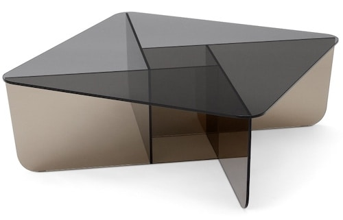 Oki Glass Coffee Table