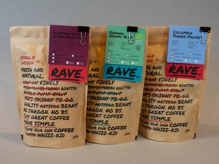 Rave Coffee Review