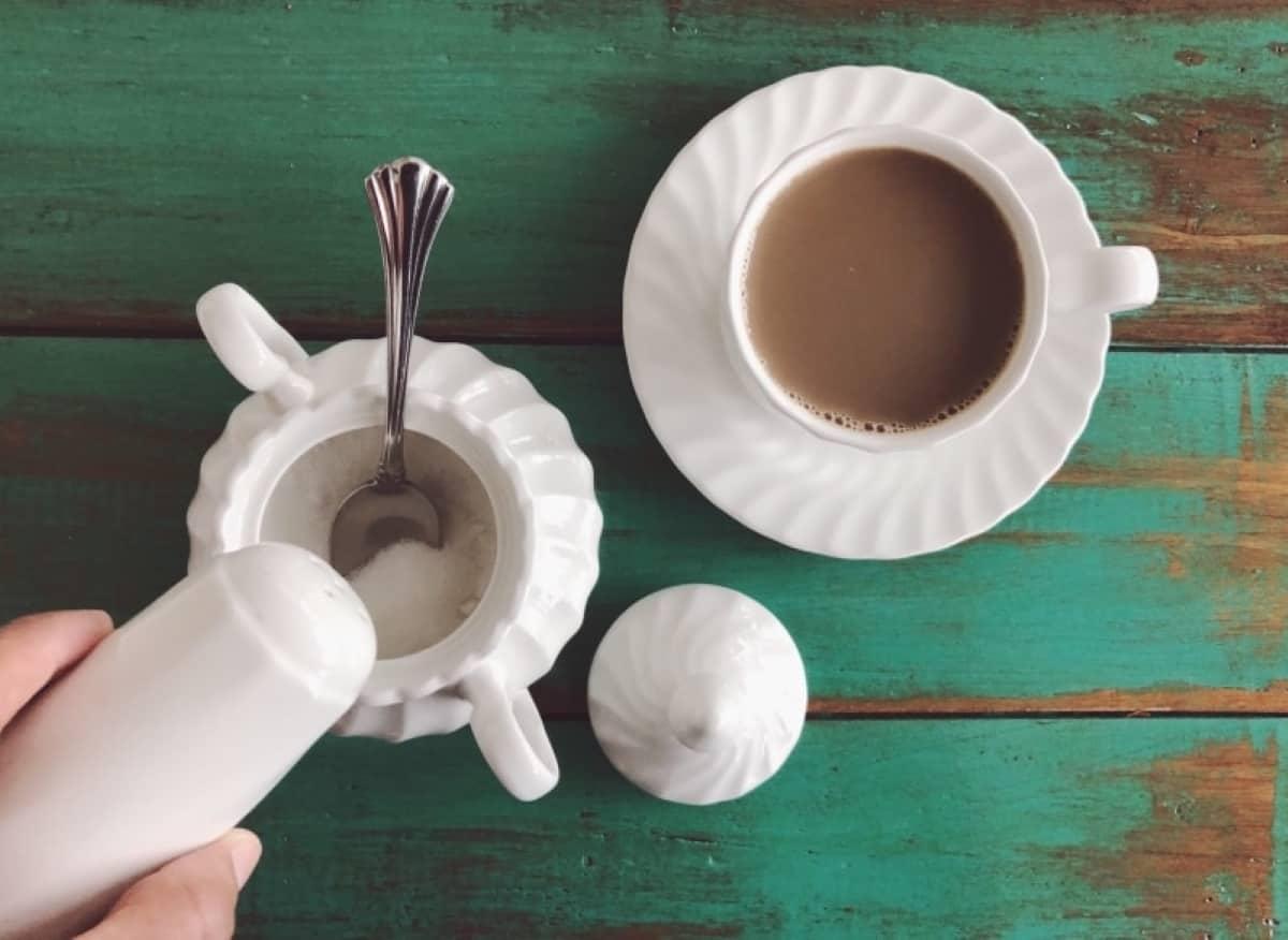 is salt in coffee healthy