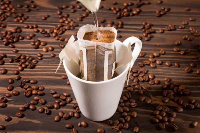 why coffee filters are bad for the environment