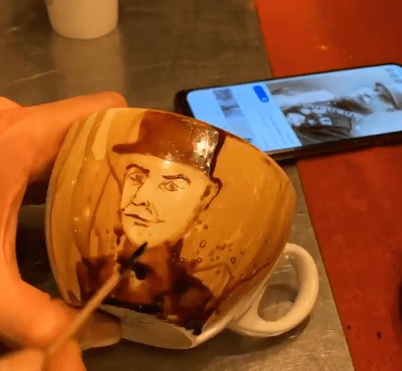 coffee mug staining etching