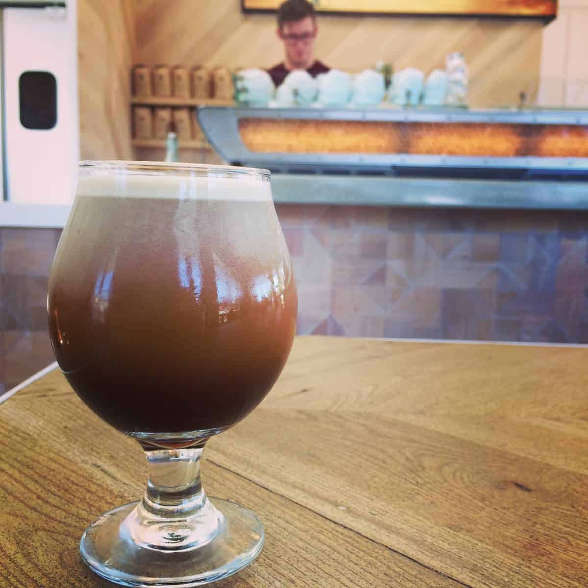 what is nitro cold brew