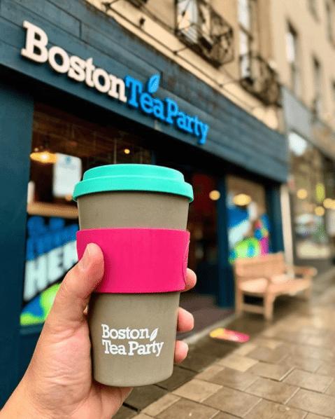 Boston Tea Party Bath