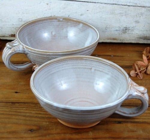 Page Pottery Cappuccino Mug