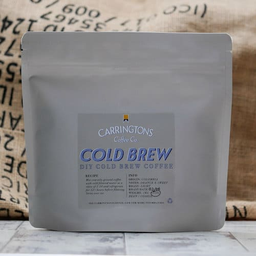 Carrington's Cold Brew