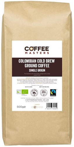 Coffee Masters Cold Brew Ground Coffee