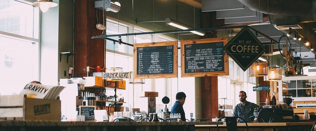 Coffee Shop Behaviour After Coronavirus