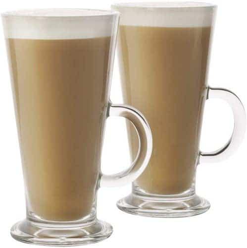 Maxwell & Williams Blend Latte Glass Set