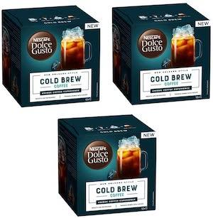 Nescafé Dolce Gusto Cold Brew Coffee Pods
