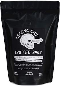 Strong! Coffee Bags