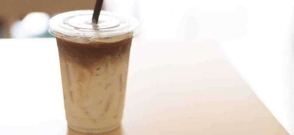 Takeaway Frappuccino