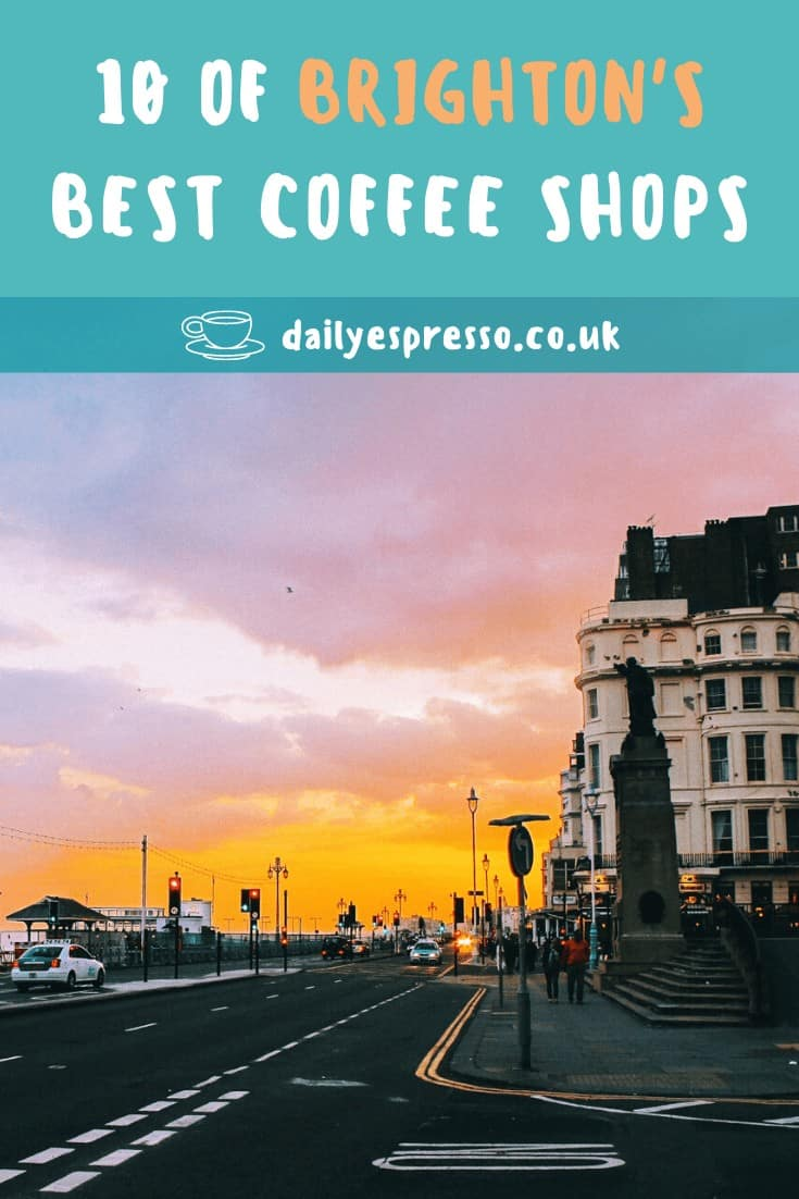 brightons best cafes