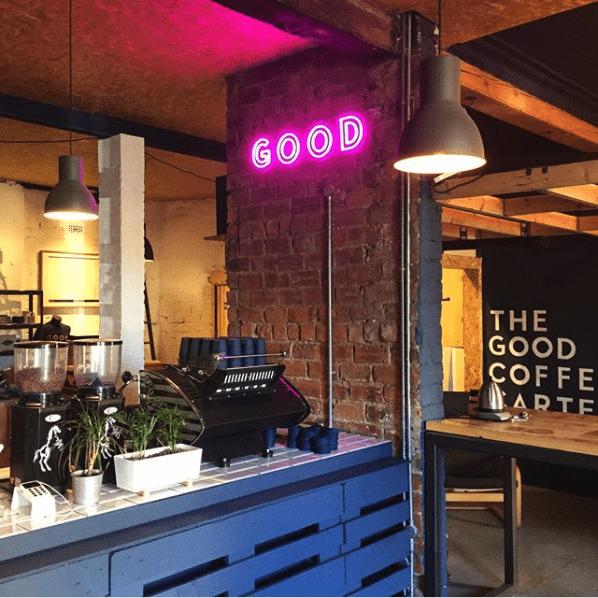 best underground coffee glasgow