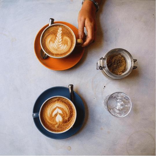 best coffee in edinburgh