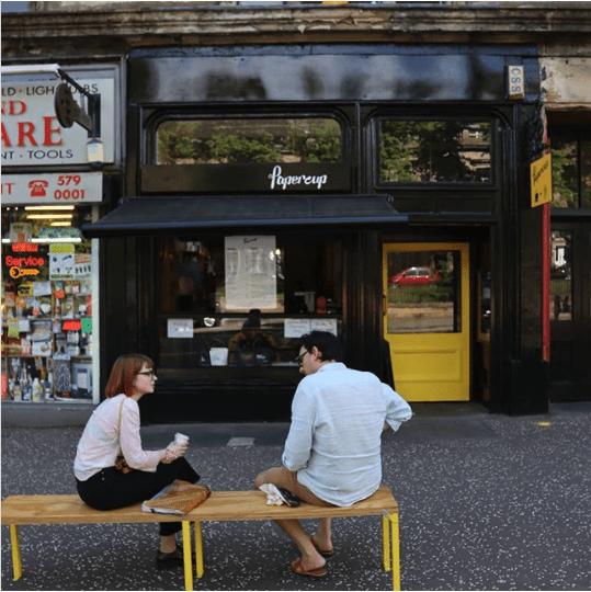 best eco friendly cafes glasgow