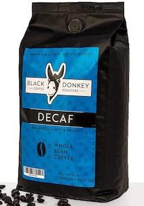 Black Donkey Coffee Roasters Whole Coffee Beans