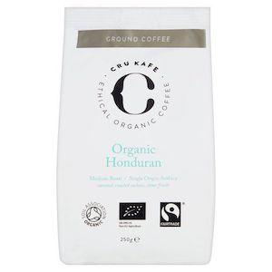 CRU Kafe Organic Honduran Coffee Beans