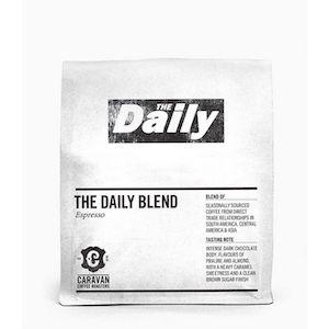 Caravan Coffee Roasters The Daily Blend