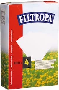 Filtropa Bleached Coffee Filter Papers