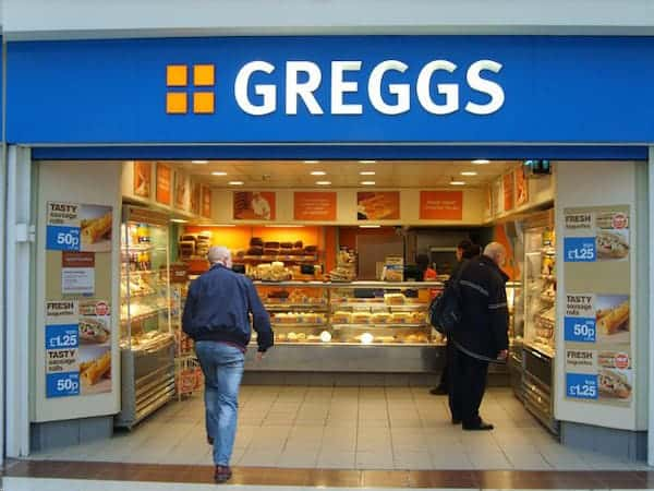 20p off greggs coffee