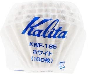 Kalita Wave Paper Coffee Filters